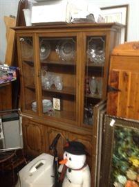 furniture Display Cabinet