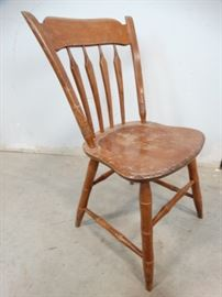 Early American Style Side Chair TLC