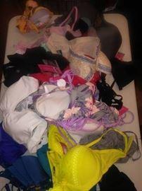 Bra and Underwear Lot 4.