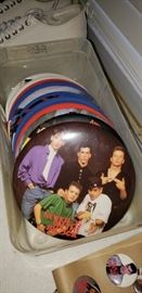 NEW KIDS IN THE BLOCK LARGE PINS