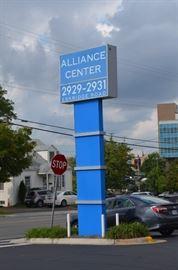 2929-K Eskridge Road, Fairfax, VA 22031 Behind the alliance center, south east corner of complex