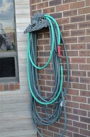 100 foot heavy duty garden hose $17