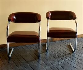 Vintage ca. 1970s chairs