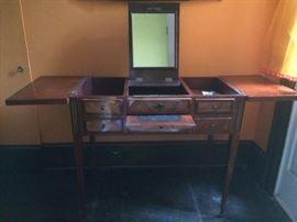 19th century marqueterie secretaire