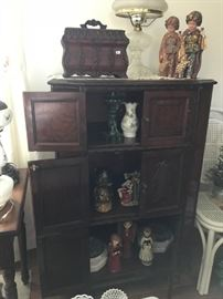 Vintage bar/cabinet, Art Deco
