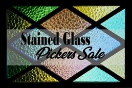 Stained Glass pickers sale