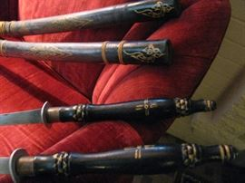 Antique Japanese Swords