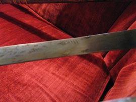 Antique Japanese Swords