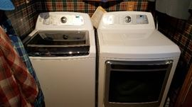 Kenmore Elite recent washer & dryer