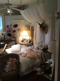 This is the Shabby Room which is on the left when you enter the house.