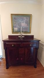 Beautiful antique buffet!