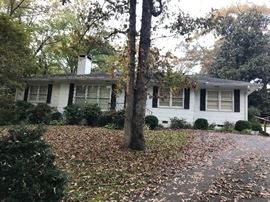 York family home place.  Two homes on 4 acres of beautiful land