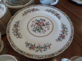 beautiful large china set