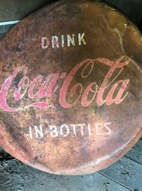 Coca Cola Button