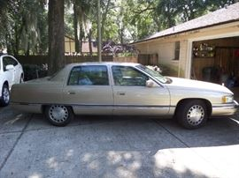 1996 Cadillac Sedan DeVille