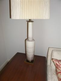 pair of these mid-century lamps