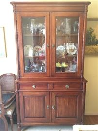 Look at this beautiful Davis Cabinet