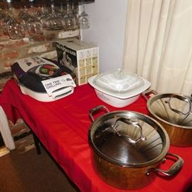 bake and cookware