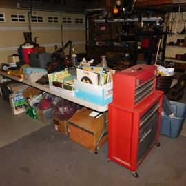 garage tools and more