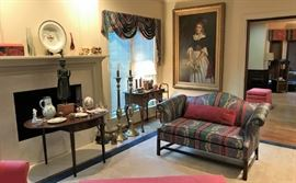 Antique Furniture, Paintings and Prints