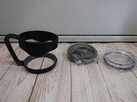 30 oz tumbler handle and lids