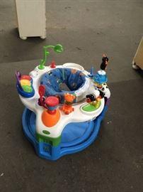 Baby ExerSaucer Activity Center