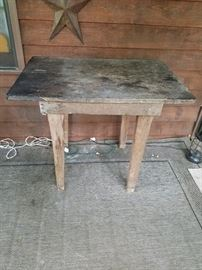 Farmhouse Work Table