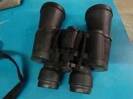 1 Vivitar Binoculars..