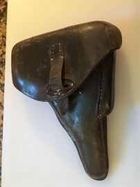 ORIGINAL WALTHER P38 HOLSTER