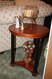 Ethan Allen end table (one of two)