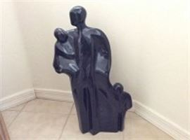"Harris Marcus Endeavors ""Father"" Sculpture"