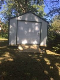 12x24 Leonard shed with loft