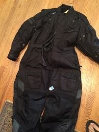 High end cool weather motorcycle gear 42reg (Medium)