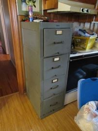 post office file cabinet