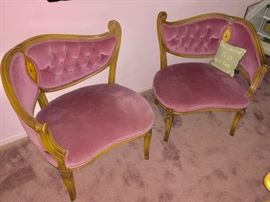 Regency Style Chairs