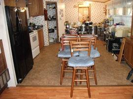 Bar Stools & Kitchen Items