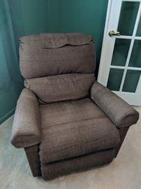 $60  Rocker recliner chair