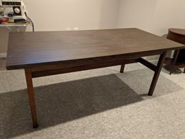 $40  Formica top table