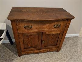 $60  Antique chest