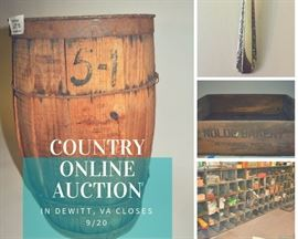 countryonline auction