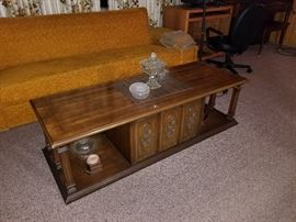 Vintage Coffee Table $35