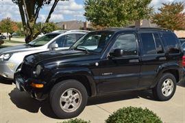 2005 Jeep Liberty SUV
