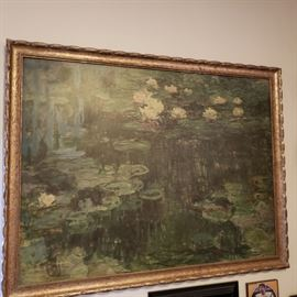 Monet in the Master
