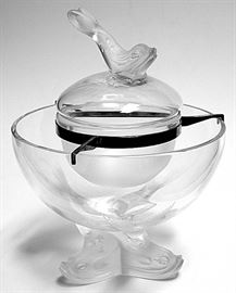 Lalique Caviar Set