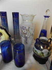 Clambroth Vase
