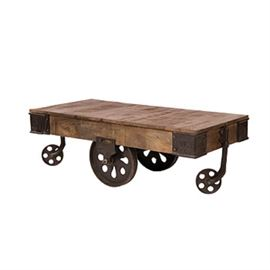 RR cart 4 Hands