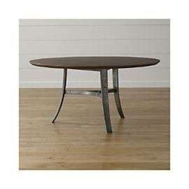 Tahoe dining table from Crate and Barrel (top has a scratch)