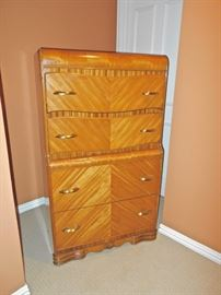 """Vintage """"Waterfall"""" Chest"""