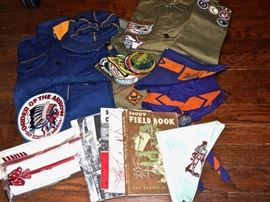 Boy Scout Uniforms, Patches