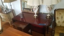 antiques Furniture and Lamps